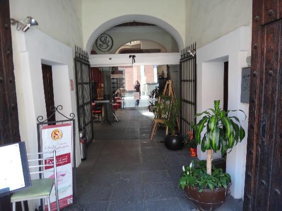 Hotel Casona San Antonio: Entrada principal