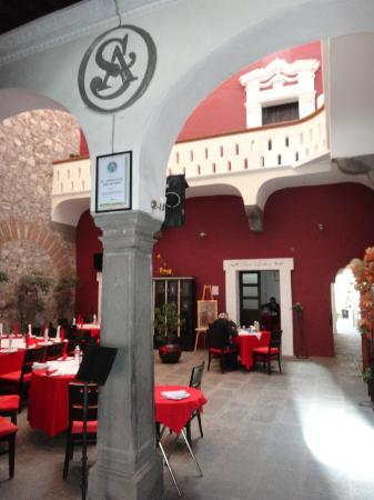 Hotel Casona San Antonio: Restaurante