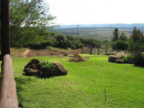 Addo Dung Beetle Guest Farm: Vista