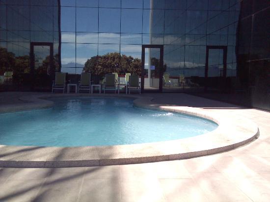 Hotel Ciudad de David: Pool