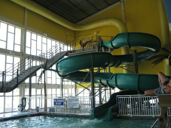 Montego Bay: Indoor water park!