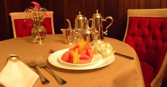 Hotel Casa Toscano Elite: Desayuno