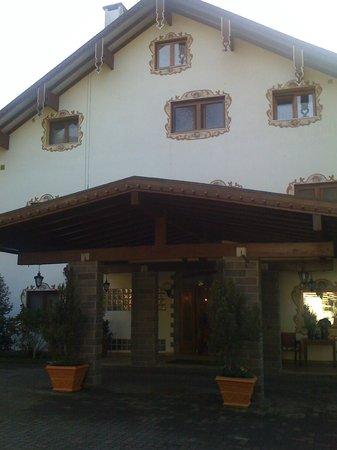 Hotel Ritta Höppner: Vista externa da recepção