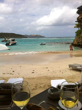 Eden Rock - St Barths: Beautiful views