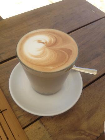 Mia Resort Mui Ne: Cafe Latte