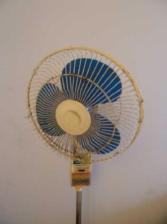 Hostal Cocos Beach: Ventilator