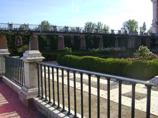 Royal Palace of Aranjuez: Palacio Real de Aranjuez, Madrid.
