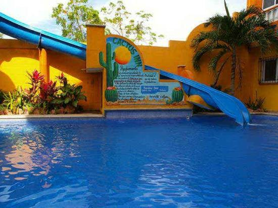 Hotel Cactus Inn: Pool