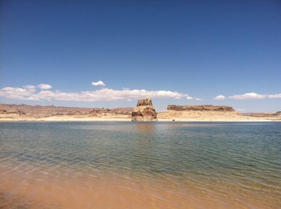 Lone Rock Beach: Lone Rock