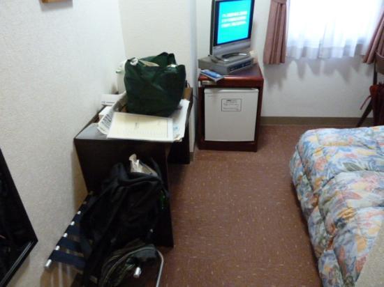 Hotel Econo Kanazawa Ekimae : heya