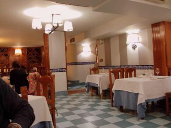Casa Felipe : Comedor.