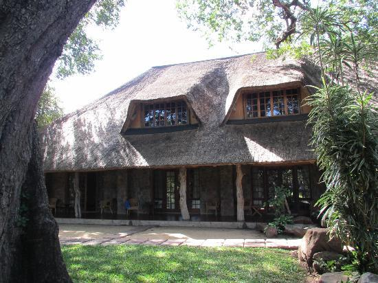 The Blyde River Canyon Lodge