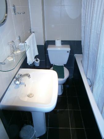 Pembridge Palace Hotel: salle de bains