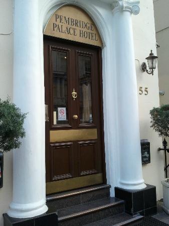 Pembridge Palace Hotel: hotel