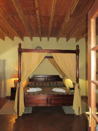 "Blyde River Canyon Lodge: The ""honeymoon"" room"