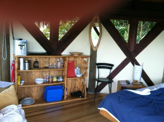 A Beach House At Byron: Gazebo