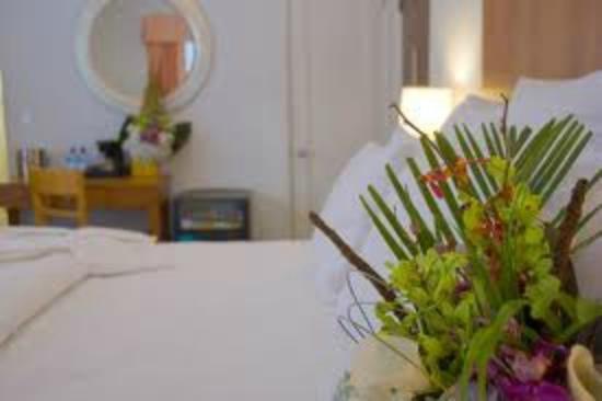 Boulevard Hotel Ocean Drive : la habitación de mi amiga