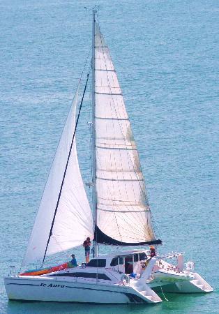 Island Sailing onboard Te Aura - Waiheke Island: Te Aura