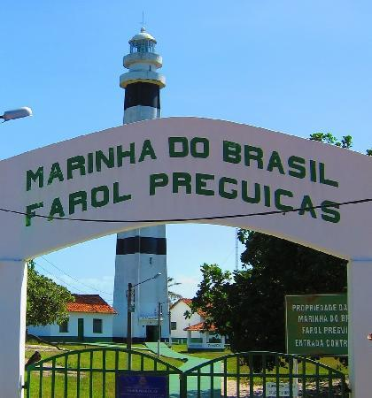 Preguicas (Mandacaru) Lighthouse