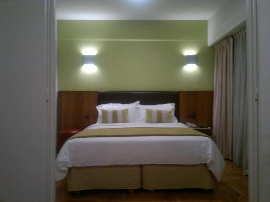 Didi Soho Hotel : Cama