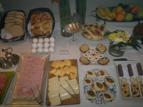 Didi Soho Hotel: café da manhã