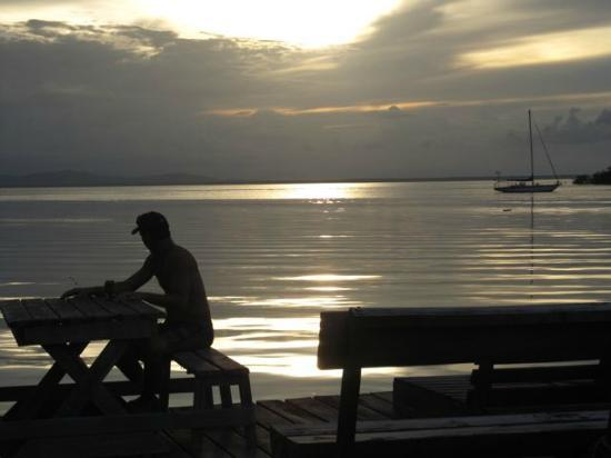 Bahia Del Sol: Sunset