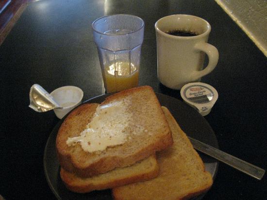 H.I サンフランシスコ シティ センター, free breakfast
