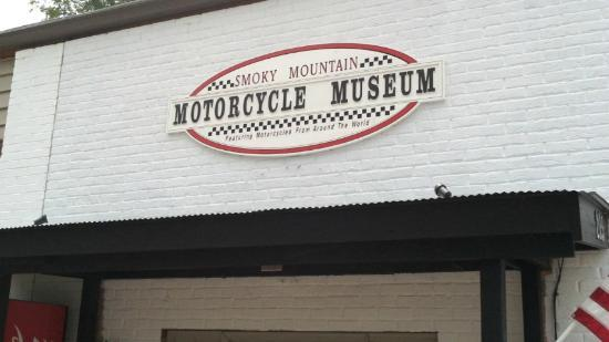 ‪Smoky Mountain Motorcycle Museum‬