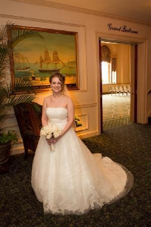 Hawthorne Hotel: The preferred place to get married on the North Shore (photo by Derby Studios)