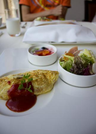 Grand View Resort Beitou: Breakfast