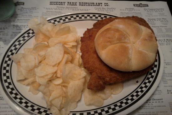 Photo of American Restaurant Hickory Park Restaurant at 1404 S Duff Ave, Ames, IA 50010, United States