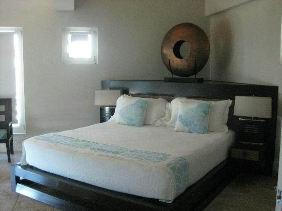 Sky Beach Club: Master Bedroom House #9