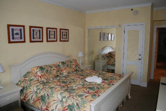The Villas of Hatteras Landing: Bedroom
