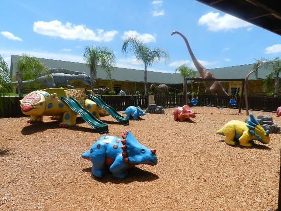 Plant City, Floryda: Todder play area. They also have a bigger kid play area.