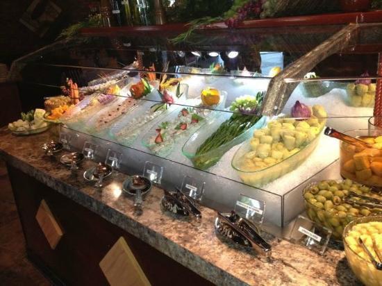 Gauchao Brazilian Steakhouse: Buffet