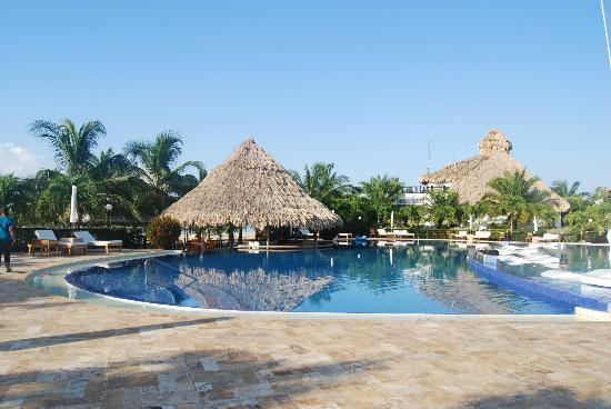 The Placencia Hotel and Residences: Saltwater Pool