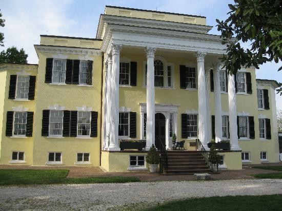 Лизбург, Вирджиния: plantation house