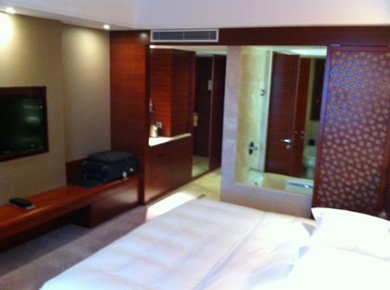 Taizhou Huangyan Yaoda Hotel: standard room