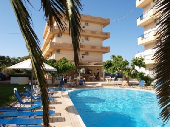 Castro Hotel : pool area