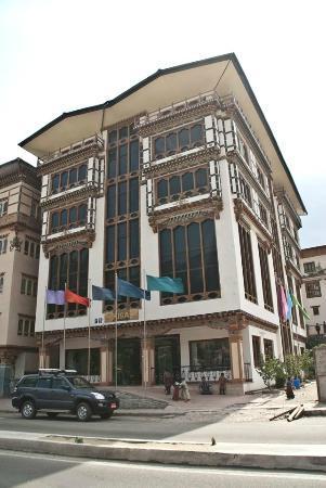 Kisa Hotel : Main facade