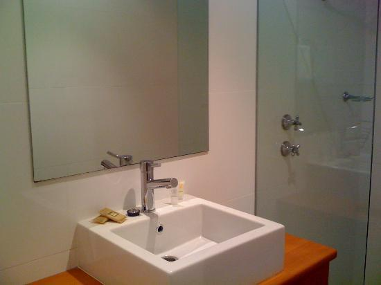 Heathcote, Australia: Bathroom