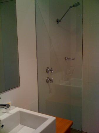 Heathcote, Australia: Shower