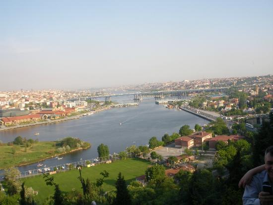 Golden Horn: view from up