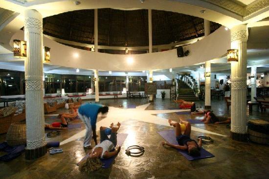 Jacaranda Beach Resort: fitness al jacaranda