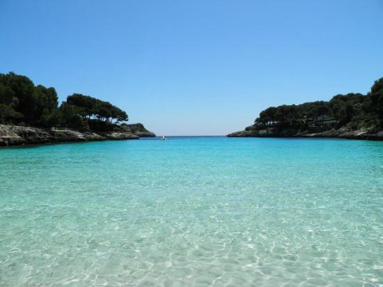 Gavimar Cala Gran Costa del Sur Hotel & Resort: Cala Gran beach