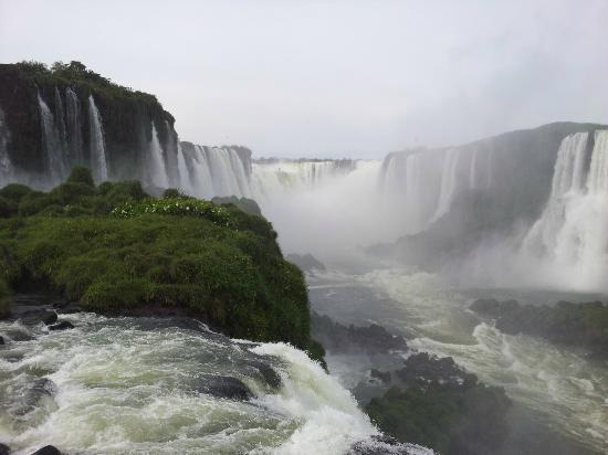 Cataratas del Iguazú: Iguassu Falls from brazilian side