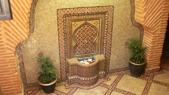 Riad & Spa Mabrouk: Small detail