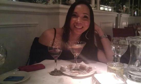 San Carlo - Bristol: Sue & Drinks!