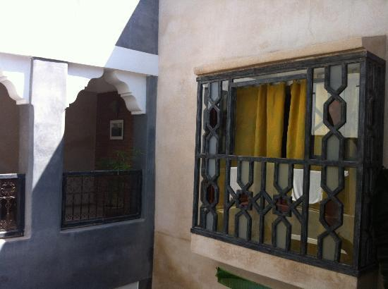 Riad Alamir: etage