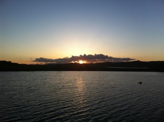Donegal Town, İrlanda: Stunning sunset